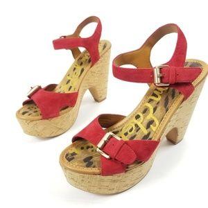 Sam Edelman Women's Warner 2 Platform Sandal
